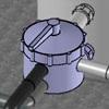 Блока выбора клапанов очистки