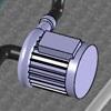 Электрический насос для фильтрации