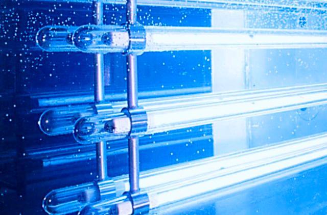 УФ обеззараживание воды в бассейне