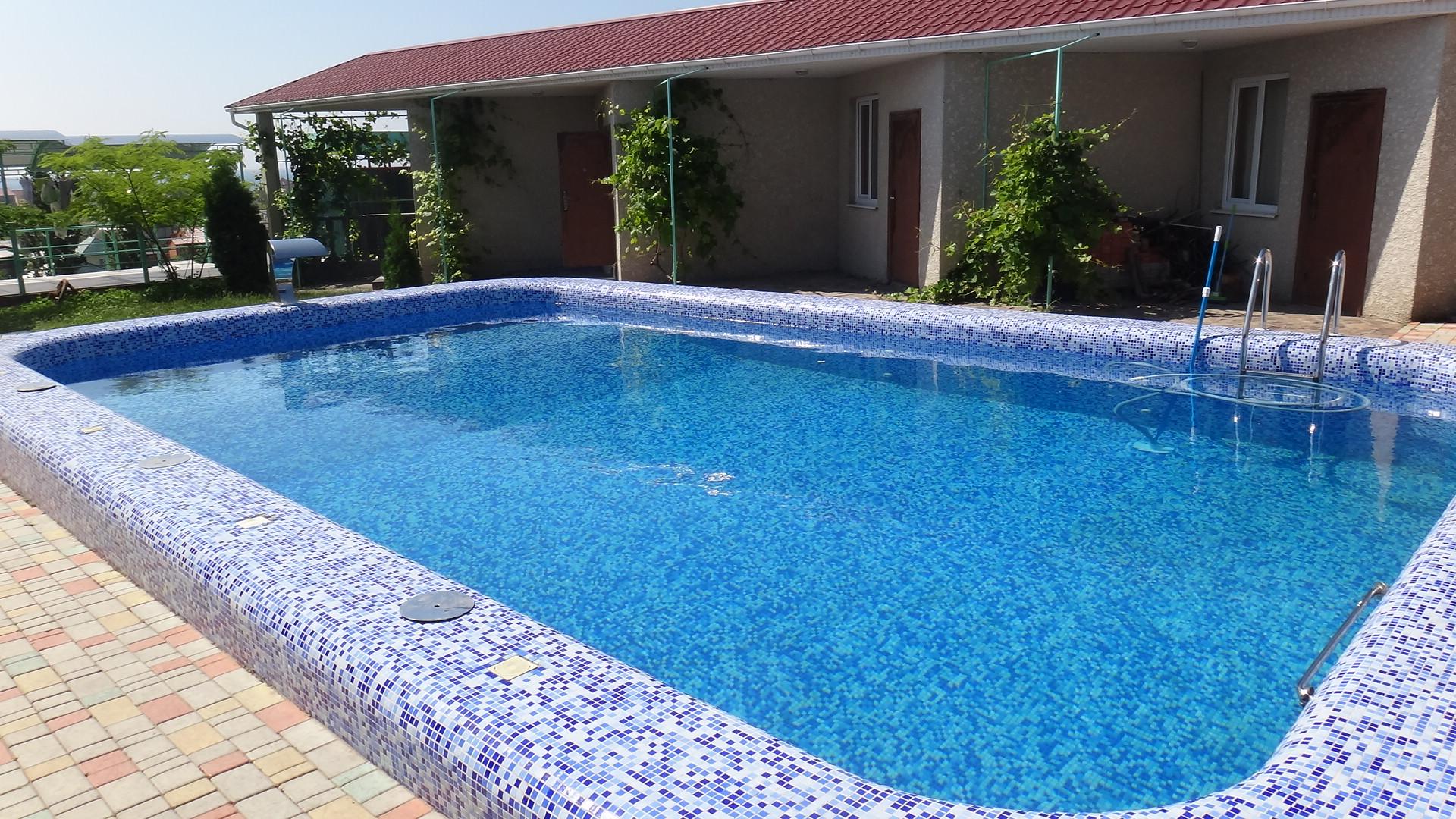 Готовые проекты бассейнов