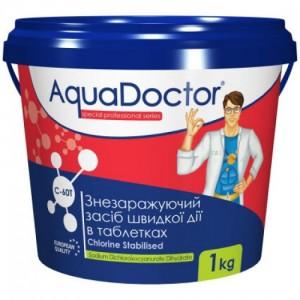 Альгициды для бассейна