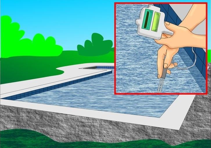 Картинки по запросу Как избавиться от водорослей в бассейне?