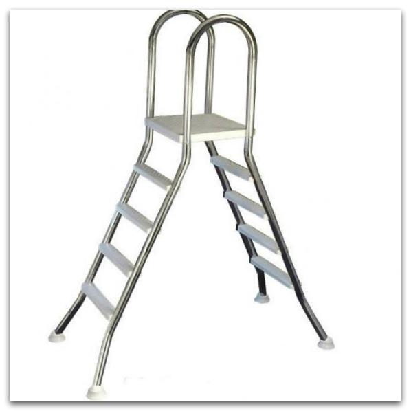 П-образные лестницы для бассейнов