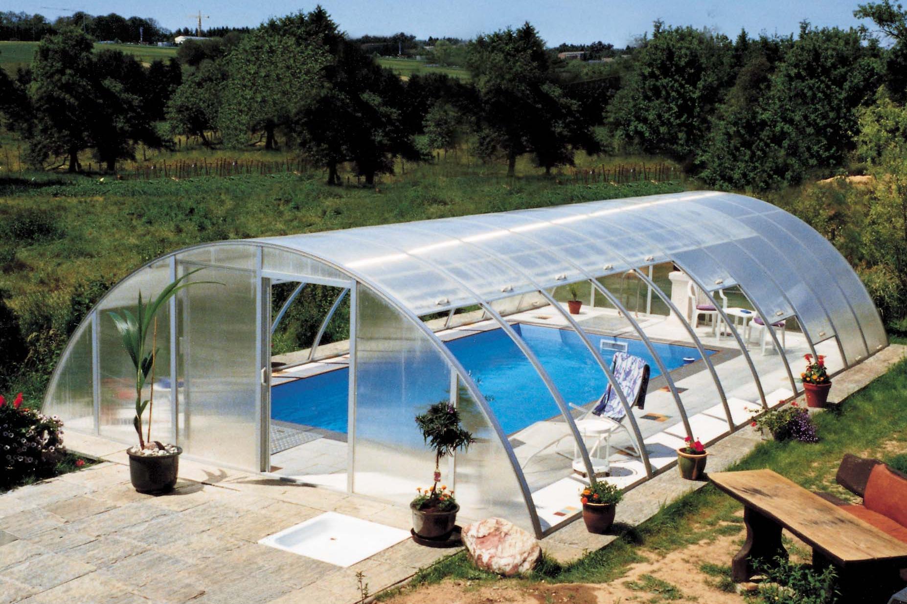 Павильоны для бассейнов одесса