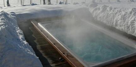 Отопление бассейнов