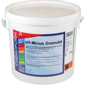 Chemoform pH-Regulator Minus.