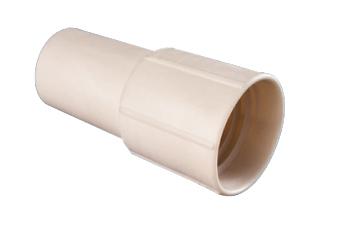 Соединение для шланга ТМ 38 С, диаметр 38 мм  Boda (Китай)