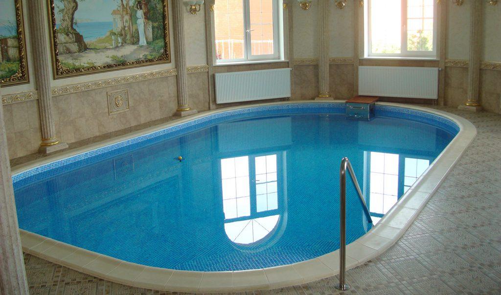 «Домашний водоем» в специальной (бассейной) комнате
