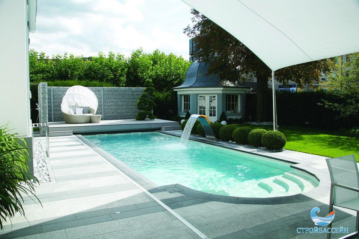 Строительство бассейнов с гарантией 30 лет