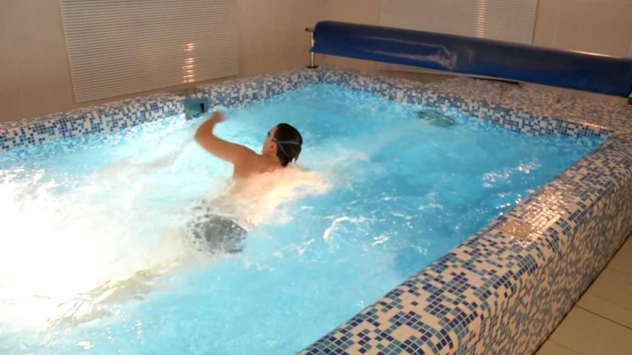 Противотечение для бассейна